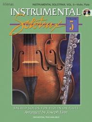 Instrumental Solotrax, Vol. 5: Violin/Flute - Book and CD