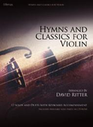 Hymns and Classics for Violin