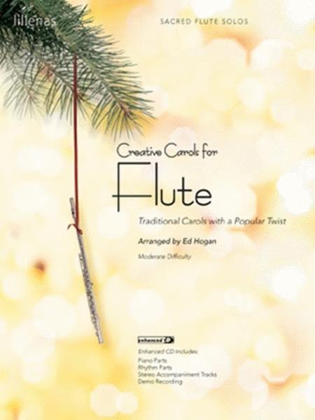 Creative Carols for Flute