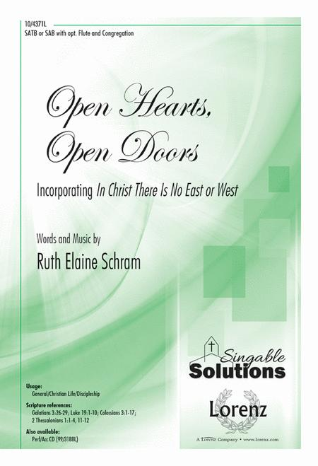 Open Hearts, Open Doors