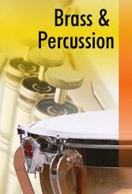 Joy to the World! - Brass and Percussion Score and Parts