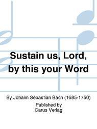 Lord, keep us steadfast in thy word (Erhalt uns, Herr, bei deinem Wort)