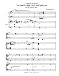 Concerto No. 6 for Piano and Orchestra