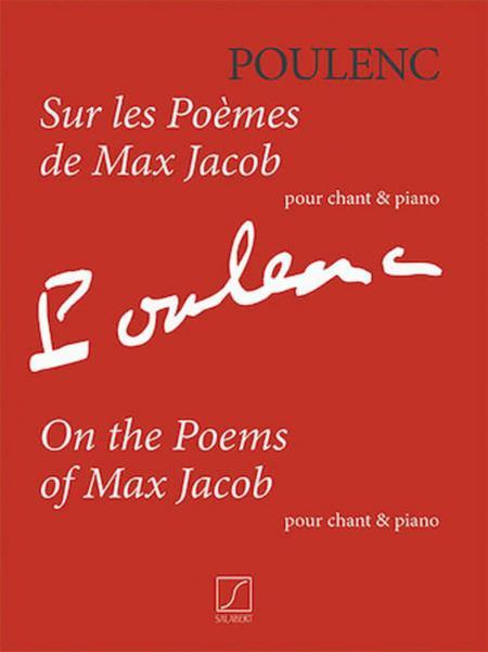 Sur les Poemes de Max Jacob