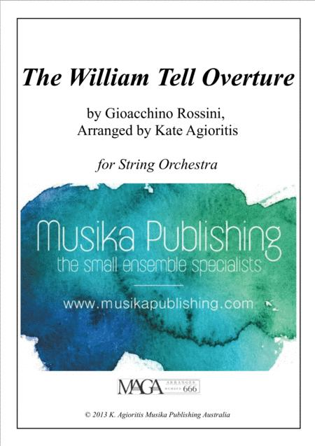 William Tell Overture - For String Orchestra