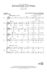 Somewhere Out There (from An American Tail) (arr. Audrey Snyder)