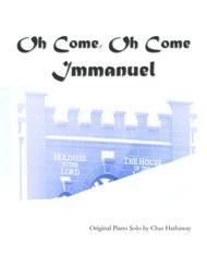 Oh Come, Oh Come, Immanuel