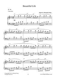 Beautiful Life - Romantic Piano Music