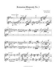 Eastern European Rhapsody - duets for flutes