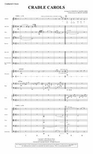 Cradle Carols (from Carols For Choir And Congregation) - Score