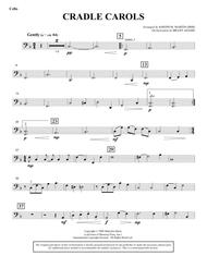 Cradle Carols (from Carols For Choir And Congregation) - Cello