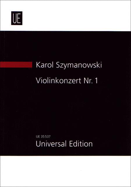 Violinkonzert No.1