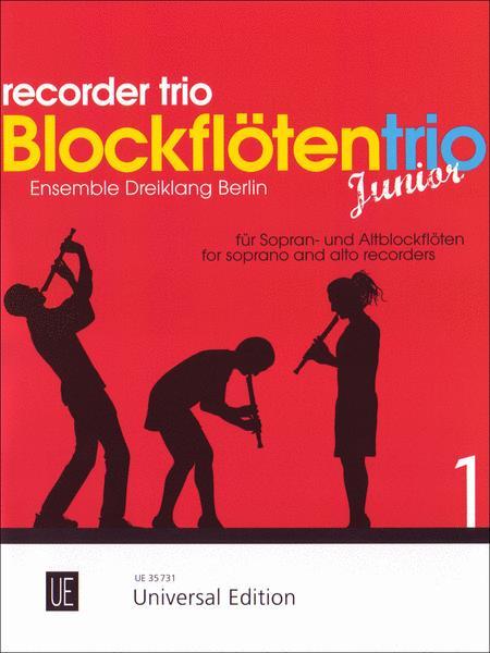 Recorder Trio Junior Vol.1