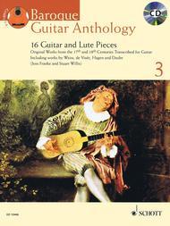 Baroque Guitar Anthology - Volume 3