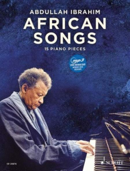 African Songs - 15 Piano Pieces