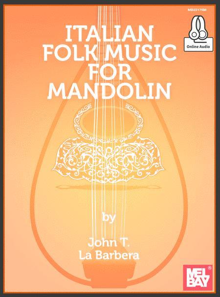 Italian Folk Music for Mandolin