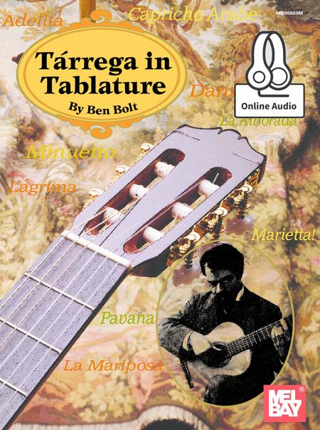 Tarrega in Tablature