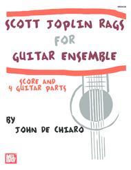 Scott Joplin - Rags for Guitar Ensemble