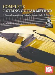 Complete Seven-String Guitar Method