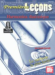 First Lessons: Blues Harmonica French Edition