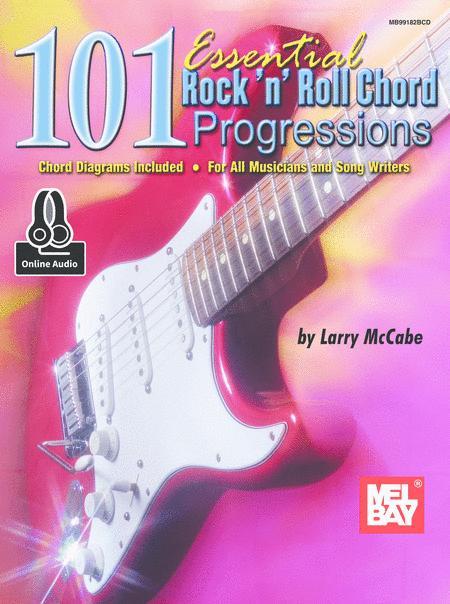 Download 101 Essential Rock \'N\' Roll Chord Progressions Sheet Music ...