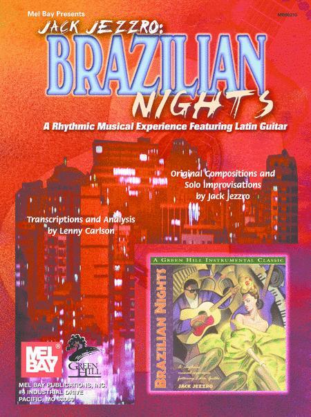 Jack Jezzro - Brazilian Nights