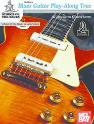 Blues Guitar Play-Along Trax