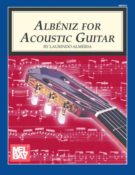 Albeniz for Acoustic Guitar