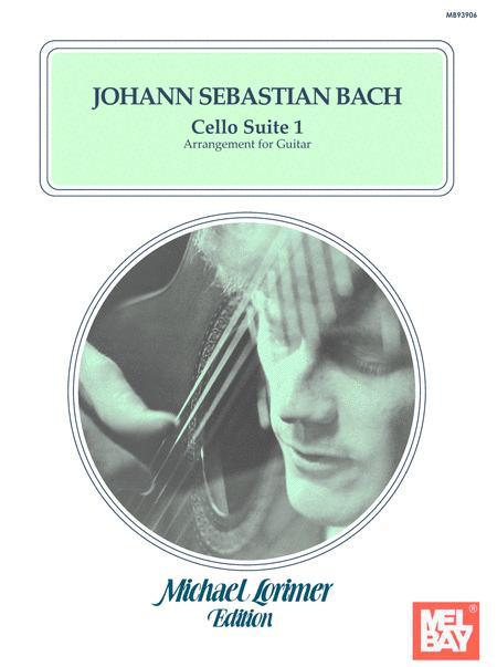J. S. Bach - Cello Suite 1 (Lorimer)