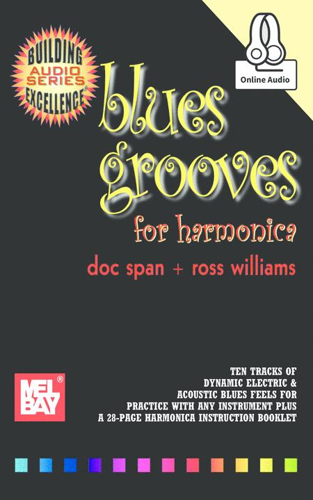 Blues Grooves for Harmonica