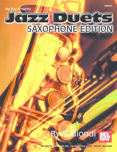 Jazz Duets, Saxophone Edition