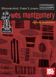 Essential Jazz Lines: In the Style of Wes Montgomery