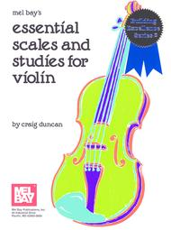 Essential Scales and Studies for Violin, Level 1