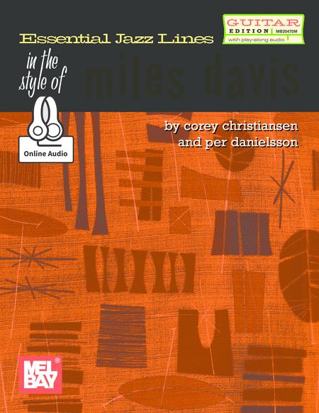 Essential Jazz Lines: Miles Davis - Guitar Edition