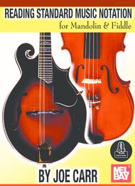 Reading Standard Music Notation for Mandolin & Fiddle