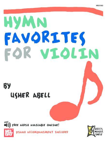 Hymn Favorites for Violin