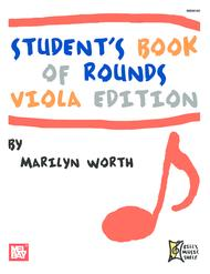 Student's Book of Rounds: Viola Edition