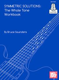 Symmetric Solutions: The Whole Tone Workbook Book/CD Set