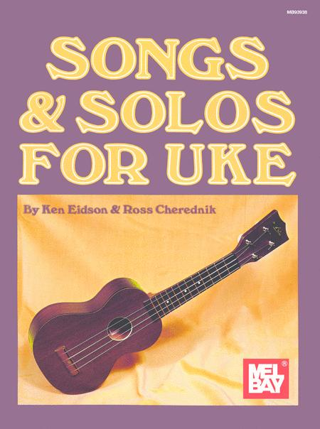 Songs & Solos for Uke