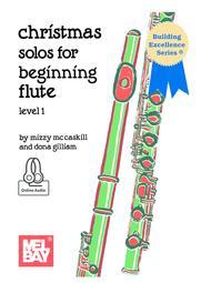 Christmas Solos for Beginning Flute
