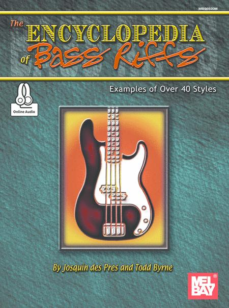 Encyclopedia of Bass Riffs