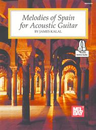 Melodies of Spain for Acoustic Guitar