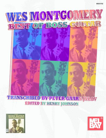 Wes Montgomery - Best of Boss Guitar