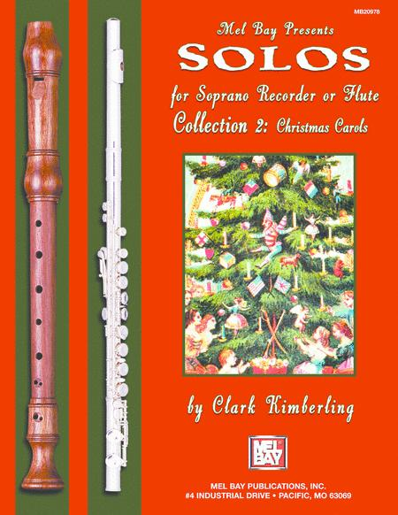Solos for Soprano Recorder, Collection 2