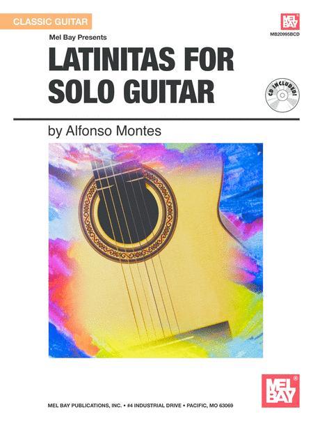 Latinitas for Solo Guitar