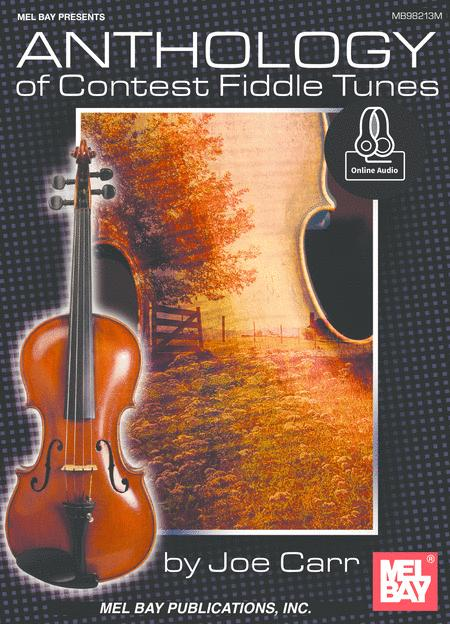 Anthology of Contest Fiddle Tunes
