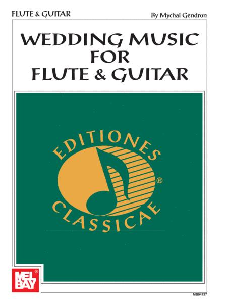 Wedding Music for Flute & Guitar