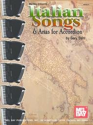 Italian Songs & Arias for Accordion