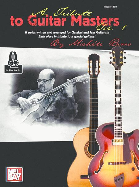 A Tribute To Guitar Masters Vol. 1