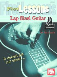 First Lessons Lap Steel